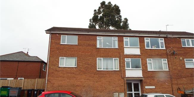 Asking Price £85,000, 1 Bedroom Flat For Sale in Beeston, NG9