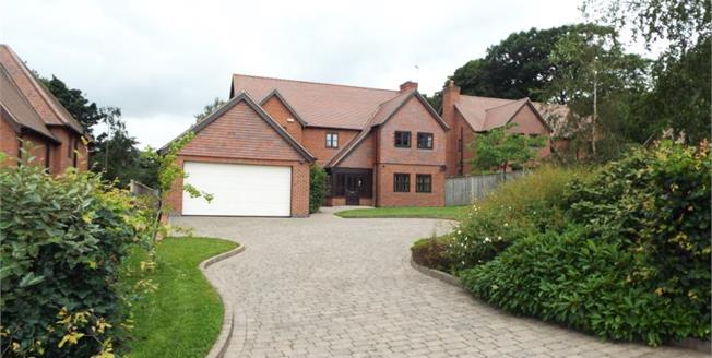 Offers in the region of £815,000, 5 Bedroom Detached House For Sale in Bramcote, NG9