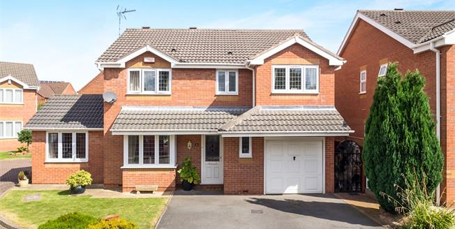Offers Over £305,000, 4 Bedroom Detached House For Sale in Beeston, NG9