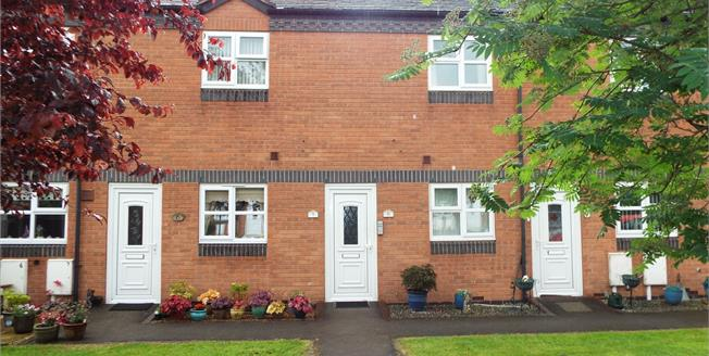 Offers Over £95,000, 2 Bedroom Flat For Sale in Toton, NG9