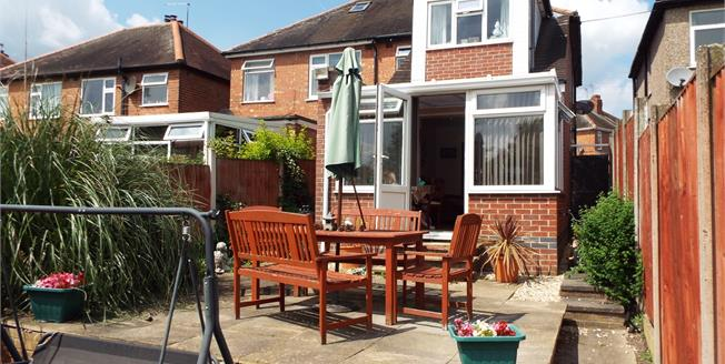 Asking Price £145,000, 3 Bedroom Semi Detached House For Sale in Trowell, NG9
