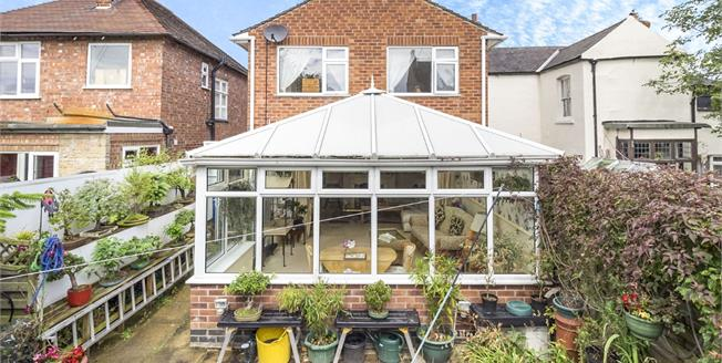 Asking Price £197,000, 2 Bedroom Detached House For Sale in Beeston, NG9