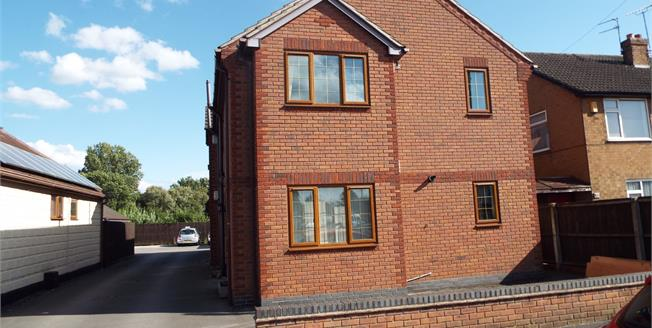 Asking Price £80,000, 2 Bedroom Flat For Sale in Long Eaton, NG10