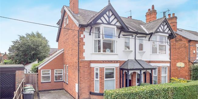 Asking Price £375,000, 4 Bedroom Semi Detached House For Sale in Beeston, NG9