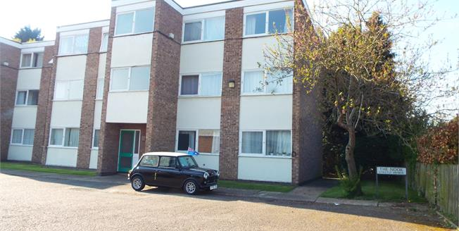Offers Over £84,000, 1 Bedroom Ground Floor Flat For Sale in Beeston, NG9