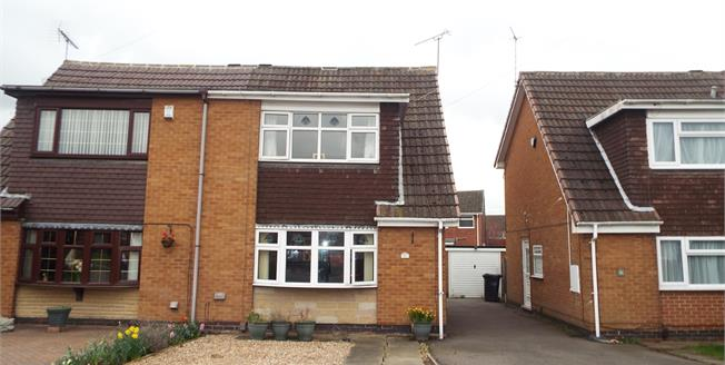 Offers Over £182,000, 3 Bedroom Semi Detached House For Sale in Beeston, NG9