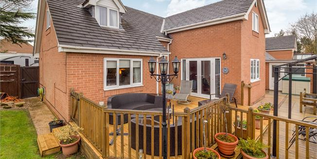 Asking Price £340,000, 4 Bedroom Detached Bungalow For Sale in Nottingham, NG9