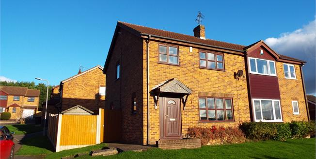 Offers Over £150,000, 3 Bedroom Semi Detached House For Sale in Trowell, NG9
