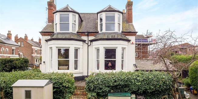 Guide Price £535,000, 4 Bedroom Detached House For Sale in Beeston, NG9