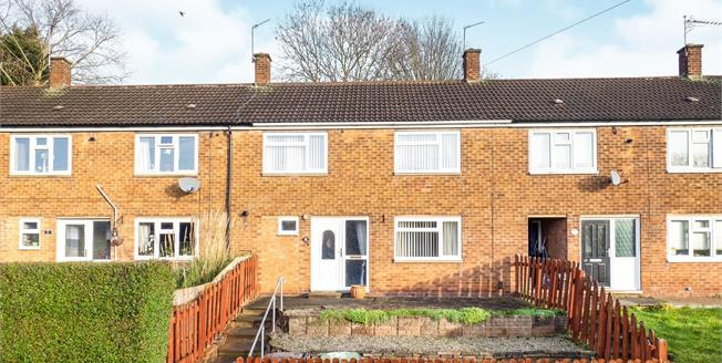 Guide Price £145,000, 3 Bedroom Terraced House For Sale in Beeston, NG9