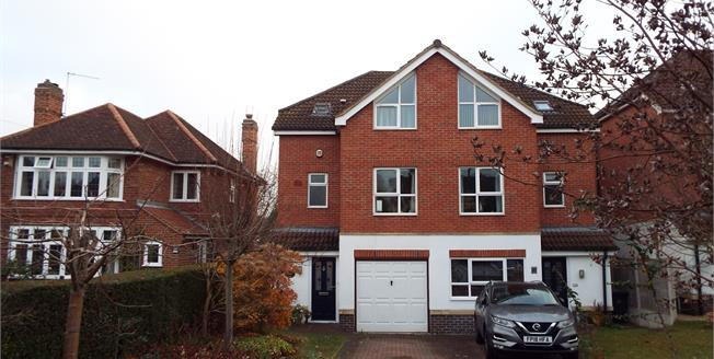Offers Over £272,000, 4 Bedroom Semi Detached House For Sale in Beeston, NG9