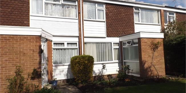 Guide Price £140,000, 3 Bedroom Terraced House For Sale in Stapleford, NG9