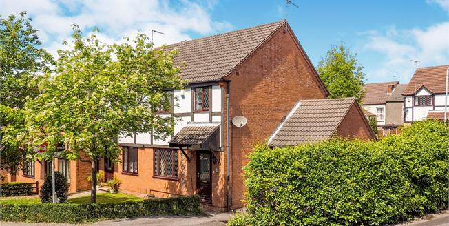 Asking Price £165,000, 3 Bedroom For Sale in Stapleford, NG9