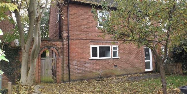 Guide Price £170,000, 3 Bedroom Semi Detached House For Sale in Bramcote, NG9