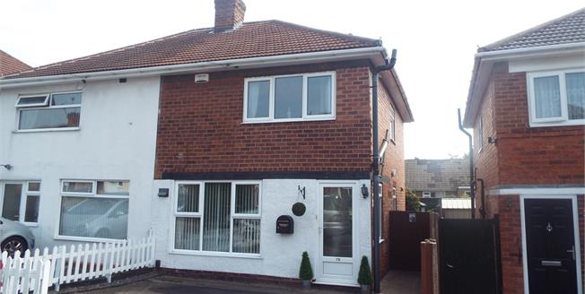 Asking Price £170,000, 3 Bedroom Semi Detached House For Sale in Beeston, NG9