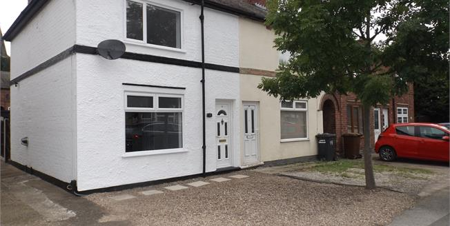 Guide Price £129,950, 2 Bedroom End of Terrace House For Sale in Sandiacre, NG10
