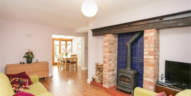 Guide Price £299,950, 4 Bedroom Detached House For Sale in Narborough, LE19
