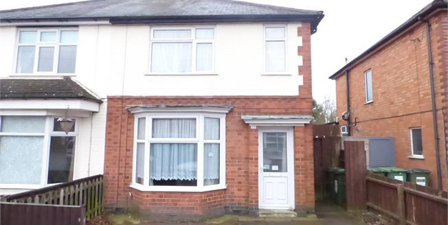 Asking Price £160,000, 2 Bedroom Semi Detached House For Sale in Glen Parva, LE2
