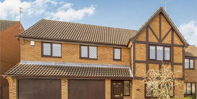 Offers Over £440,000, 6 Bedroom Detached House For Sale in Whetstone, LE8