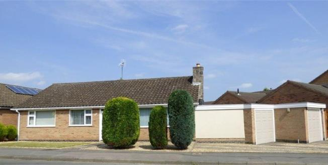 Offers in the region of £300,000, 3 Bedroom Detached Bungalow For Sale in Enderby, LE19
