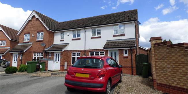Offers Over £165,000, 3 Bedroom Semi Detached House For Sale in Enderby, LE19