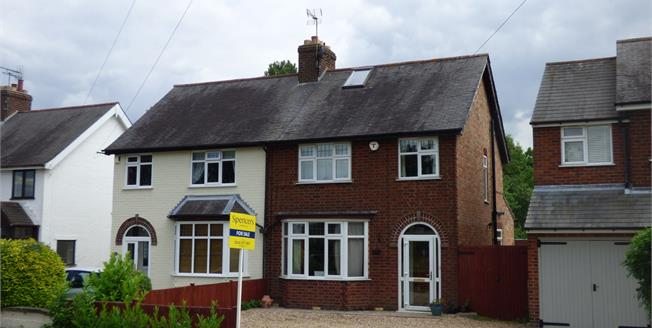 Guide Price £230,000, Semi Detached House For Sale in Countesthorpe, LE8