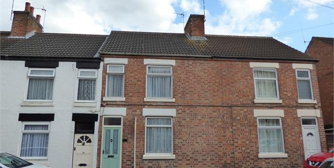 Guide Price £145,000, 2 Bedroom Terraced House For Sale in Croft, LE9