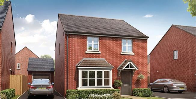 £335,000, 4 Bedroom Detached House For Sale in Broughton Astley, LE9