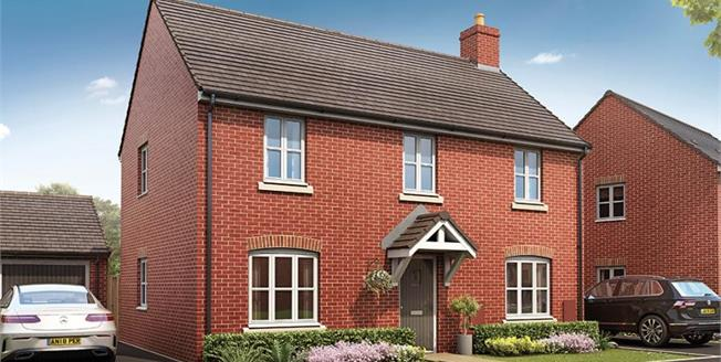 £330,000, 4 Bedroom Detached House For Sale in Broughton Astley, LE9