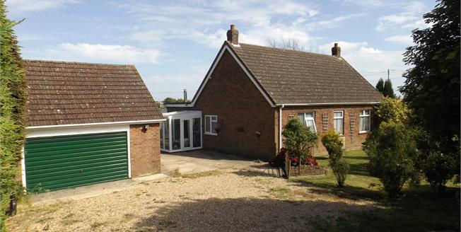 £280,000, 2 Bedroom Detached Bungalow For Sale in Old Leake, PE22