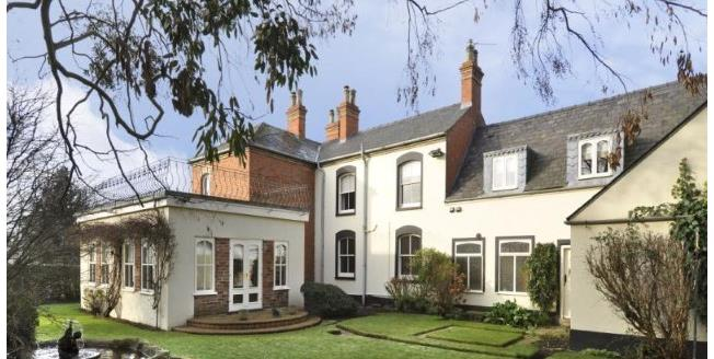 £700,000, 5 Bedroom Detached House For Sale in Surfleet, PE11
