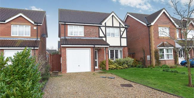 Offers Over £170,000, 4 Bedroom Detached House For Sale in Sibsey, PE22