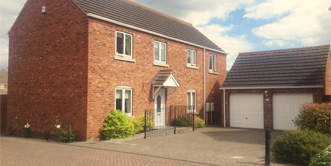 Offers Over £269,950, 4 Bedroom Detached House For Sale in Kirton, PE20