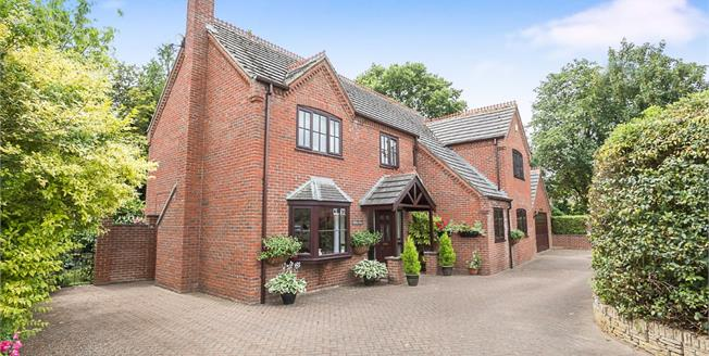 Offers in excess of £340,000, 5 Bedroom Detached House For Sale in Frampton West, PE20