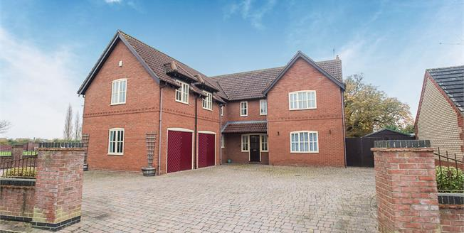 Asking Price £365,000, 5 Bedroom Detached House For Sale in Sibsey, PE22