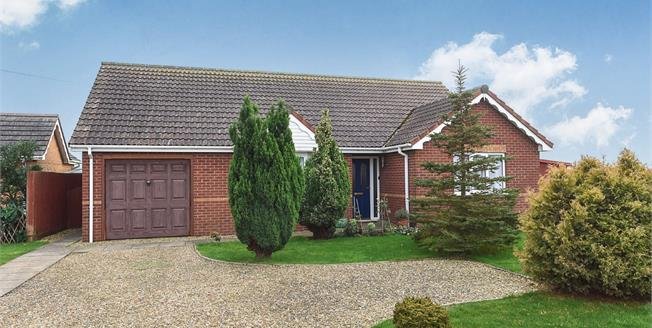 Asking Price £199,950, 3 Bedroom Detached Bungalow For Sale in Leverton, PE22
