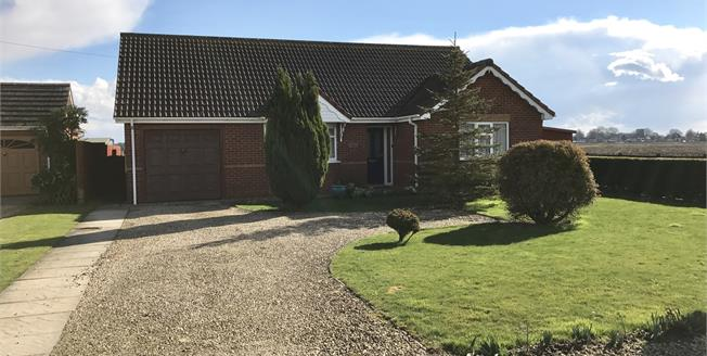 Offers Over £190,000, 3 Bedroom Detached Bungalow For Sale in Leverton, PE22