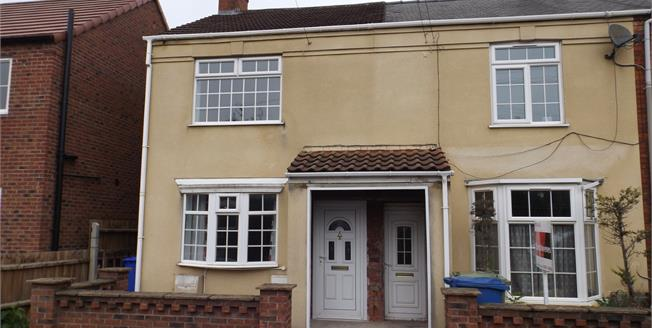 Asking Price £115,000, 3 Bedroom End of Terrace House For Sale in Lincolnshire, PE21