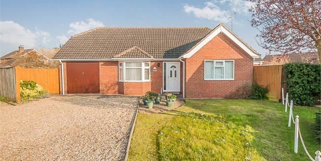 Fixed Price £199,950, 3 Bedroom Detached Bungalow For Sale in Fishtoft, PE21