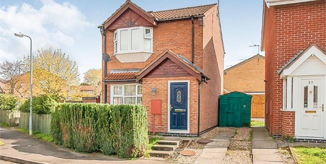 Asking Price £160,000, 3 Bedroom Detached House For Sale in Spilsby, PE23