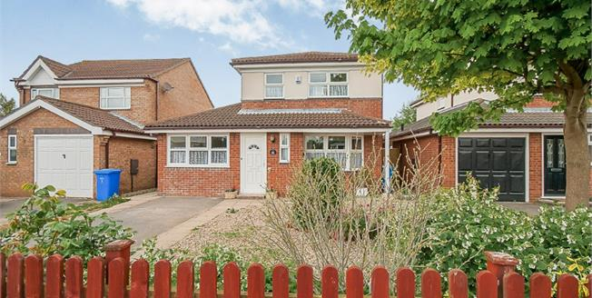 Offers Over £180,000, 4 Bedroom Detached House For Sale in Old Leake, PE22