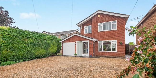 Offers Over £180,000, 3 Bedroom Detached House For Sale in Wyberton, PE21
