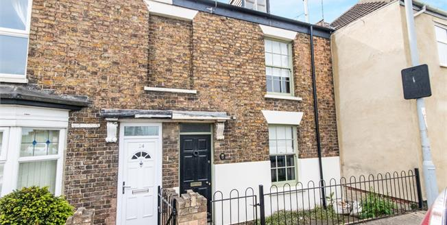 Offers in the region of £110,000, 3 Bedroom Terraced House For Sale in Boston, PE21