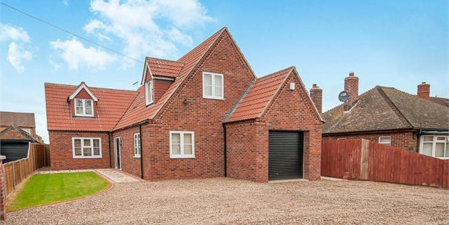 Offers Over £250,000, 4 Bedroom Detached House For Sale in Boston, PE21