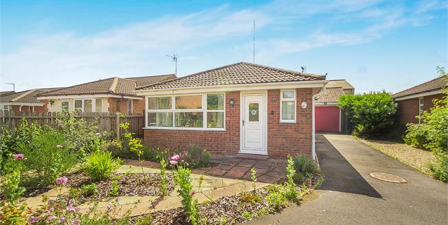 Offers Over £125,000, 2 Bedroom Detached Bungalow For Sale in Old Leake, PE22