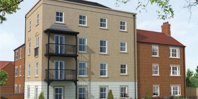 £112,500, 2 Bedroom Ground Floor Flat For Sale in Boston, PE21
