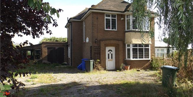 Asking Price £160,000, 4 Bedroom Detached House For Sale in Old Leake, PE22