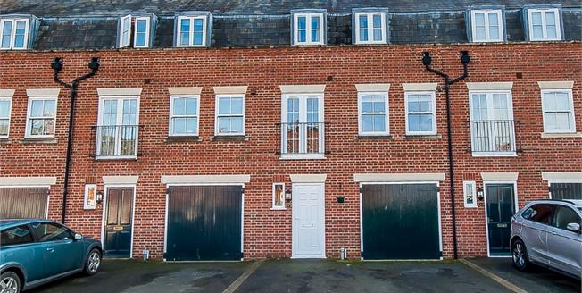 Asking Price £152,500, 3 Bedroom Terraced House For Sale in Boston, PE21