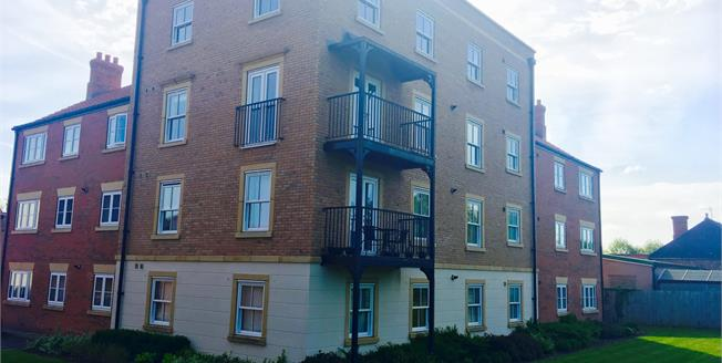 Offers Over £125,000, 2 Bedroom Flat For Sale in Boston, PE21