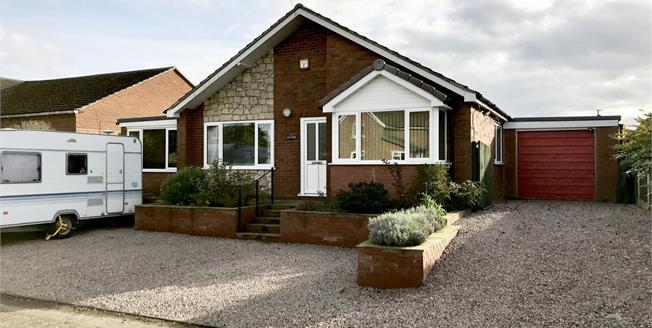 Asking Price £279,950, 3 Bedroom Detached Bungalow For Sale in Tattershall Thorpe, LN4